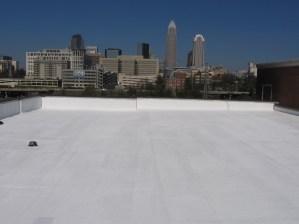 pyramic roof